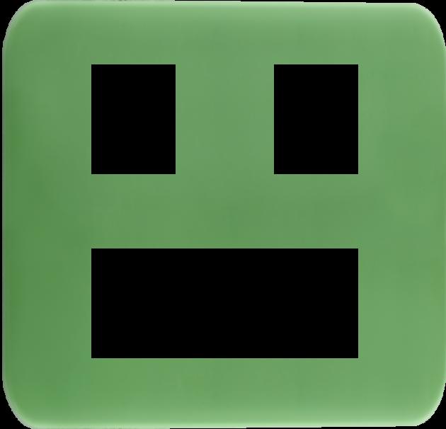 時尚馬卡龍系列青蘋綠/五孔蓋板組 1