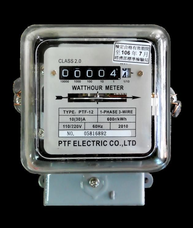 電表/機械式電表PTF-12 1