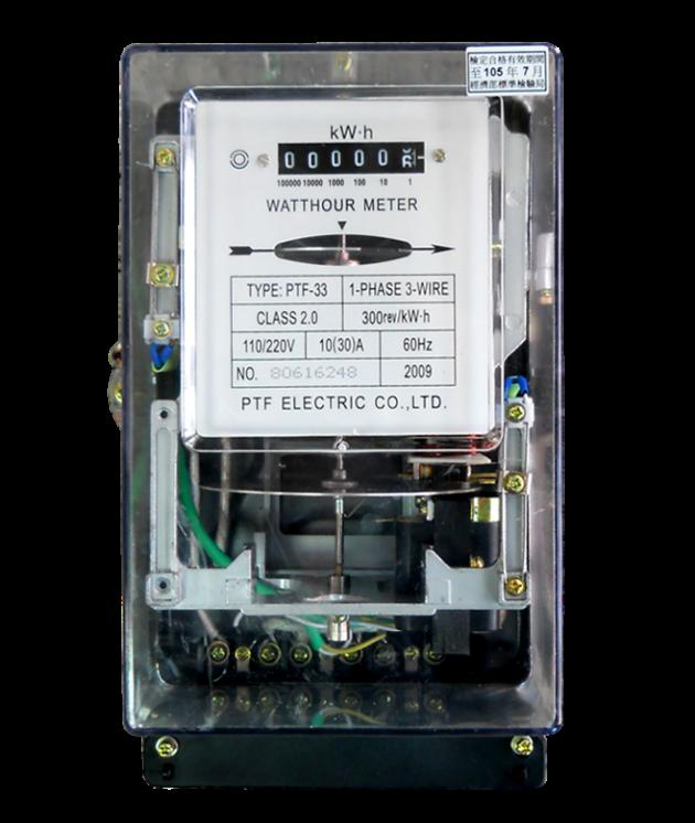 電表/機械式電表PTF-33 1