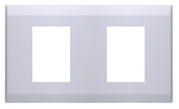 ECO基本款/二孔蓋板 1